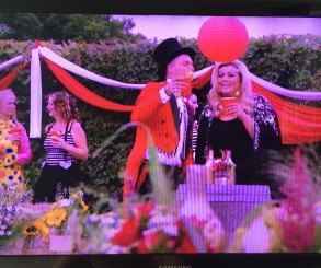 Our Flowers On TOWIE!