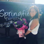 Jemma, owner and head florist at Springfield Florist