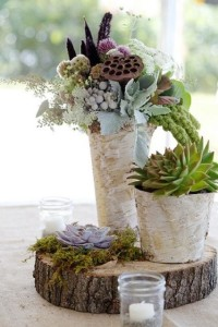 32-naturally-charming-woodland-wedding-centerpieces-weddingomania-52-int