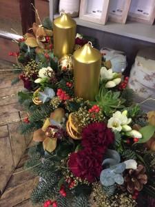 candle-arrangement