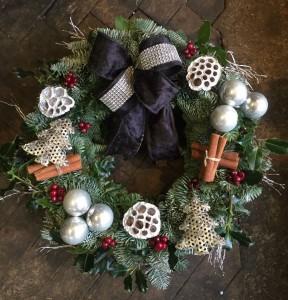 door-wreath