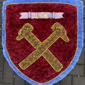 West Ham shield