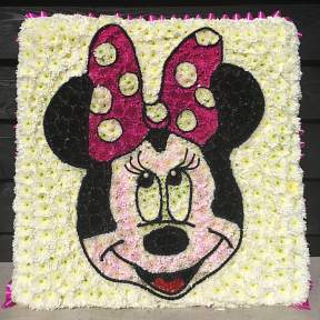 Minnie Mouse tribute