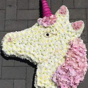 Pink Unicorn tribute